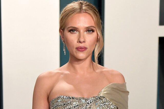 Scarlett Johansson kiện hãng phim lớn nhất Hollywood