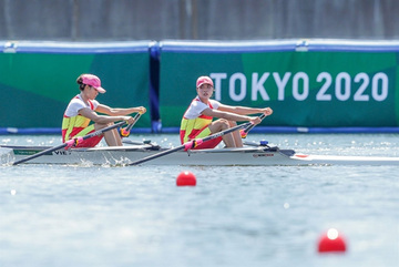 Rowing athletes set Vietnam's best result in Tokyo