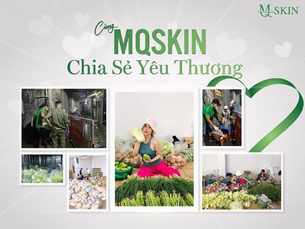 Chủ tịch MQ Group tặng hàng chục tấn rau củ cho người dân khu phong toả TP.HCM