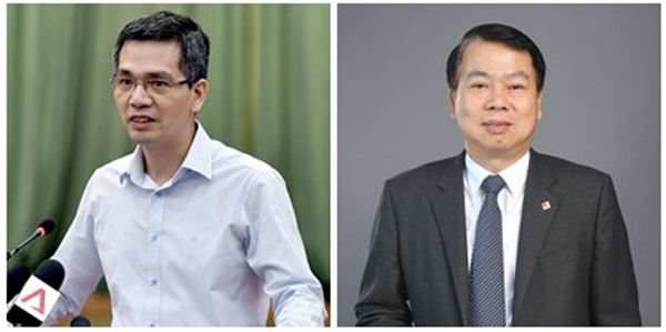 PM appoints two Deputy Ministers of Finance