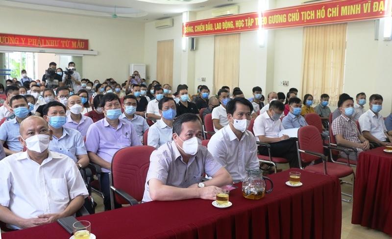 50 y, bác sĩ Thanh Hoá lên đường hỗ trợ TP.HCM và Bình Dương chống dịch