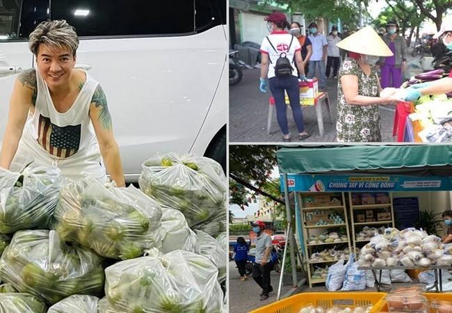 Việt Hoàn, Đàm Vĩnh Hưng hát cổ vũ Sài Gòn chống dịch