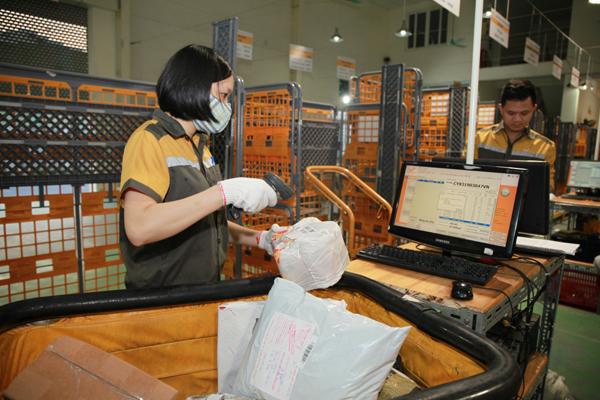 Vietnam Post tối ưu hoá hoạt động nhờ chuyển đổi số toàn diện