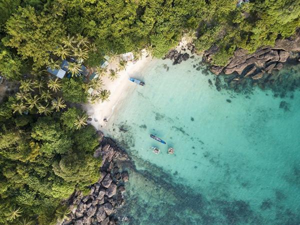 Nam Phú Quốc - điểm đến 'tuổi trẻ sống vui, tuổi già an lạc'