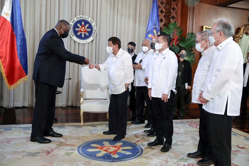 Philippines khôi phục thỏa thuận quân sự then chốt với Mỹ