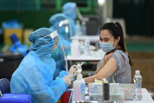 Số liều vắc xin Covid-19 phân bổ và đã tiêm tại 5 điểm nóng dịch bệnh