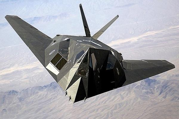 Tính năng của máy bay tàng hình đầu tiên trên thế giới