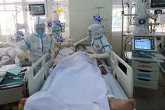 Nhật hỗ trợ khẩn cấp trang bị y tế điều trị Covid-19 cho BV Chợ Rẫy