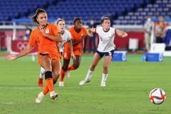 Trực tiếp Hà Lan 2-2 Mỹ: Ăn miếng trả miếng (hiệp phụ)