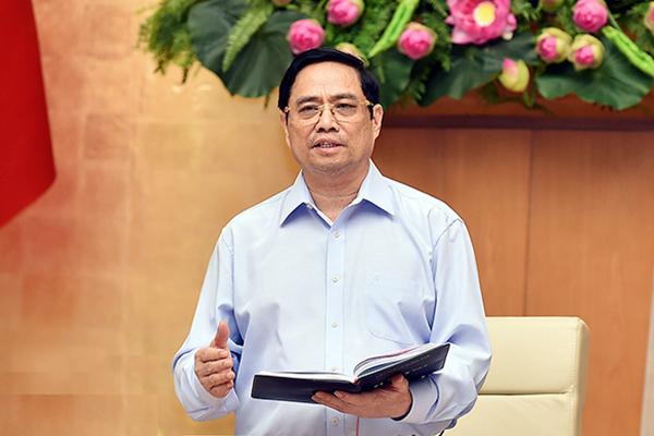 Thủ tướng yêu cầu 19 tỉnh phía Nam tiếp tục giãn cách xã hội thêm 14 ngày