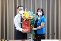 Công bố quyết định của Ban Thường vụ Thành ủy Hà Nội về công tác cán bộ