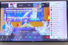 100 doanh nghiệp Singapore tham gia diễn đàn đầu tư công nghiệp Việt Nam