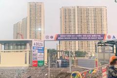 Hà Nội sắp vận hành Trung tâm hồi sức Covid-19 quốc gia 500 giường
