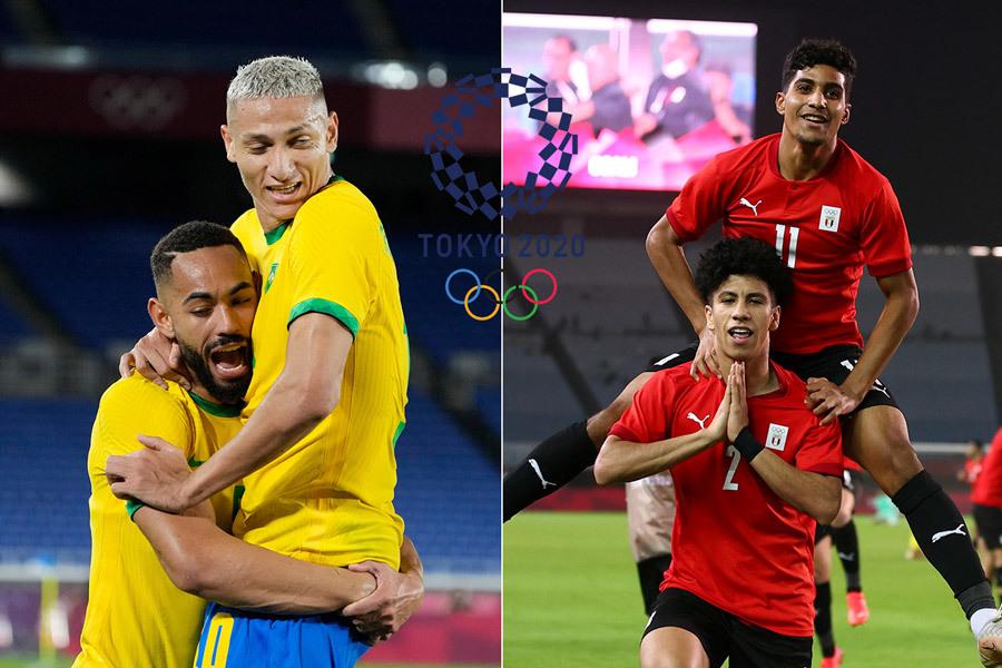 Kèo Brazil vs Ai Cập: Điệu samba bay cao