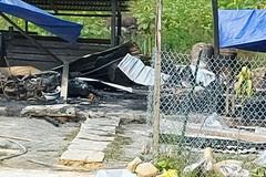 Cháy nhà trong đêm, vợ chồng nữ giáo viên ở Quảng Nam tử vong