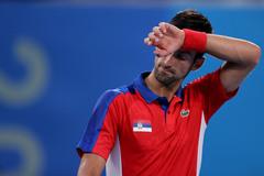 Djokovic: Người khổng lồ vô duyên với Olympic