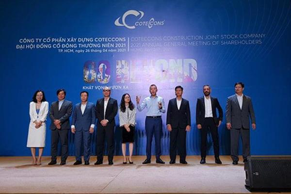 Coteccons báo lãi gần 100 tỷ đồng trong 6 tháng đầu năm 2021
