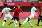 Tây Ban Nha 1-1 Bờ Biển Ngà: VAR khiến Oyarzabal mất bàn thắng (H1)