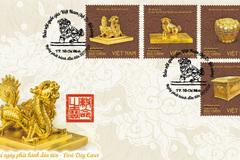 Bộ TT&TT phát hành bộ tem thứ hai về bảo vật quốc gia