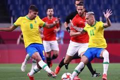 Lịch thi đấu vòng tứ kết bóng đá nam Olympic 2020