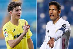 Real Madrid chiêu mộ Pau Torres thay Varane
