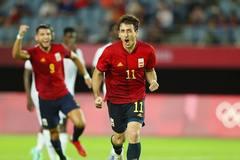 Tây Ban Nha vào bán kết Olympic sau 120 phút kịch tính
