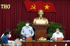 Bộ trưởng Y tế: Cần Thơ phải xác định cho tình huống xấu hơn