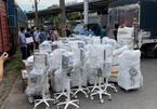Tàu đường sắt chở hàng trăm thiết bị y tế vào hỗ trợ TP.HCM chống dịch