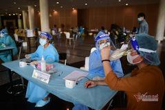 TP.HCM đã tiêm 622.558 liều vắc xin Covid-19 trong đợt 5