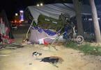 Cả gia đình đi xe ba gác về Nghệ An bị tai nạn thương tâm ở Bình Thuận