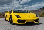 Chiếc Lamborghini Gallardo bản số sàn có giá đắt hơn Huracán