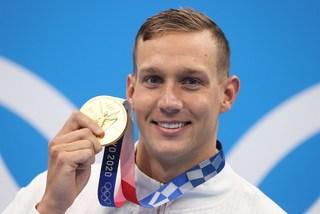 'Truyền nhân củaMichael Phelps' xuất sắc nhất Olympic 2020