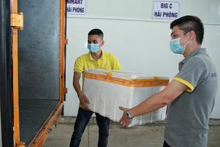 Ưu tiên tiêm vaccine cho lao động vận tải, logistics để bảo vệ chuỗi cung ứng hàng hóa phục vụ sản xuất