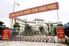 Bắt được người trốn khỏi khu điều trị Bệnh viện dã chiến tỉnh Vĩnh Phúc