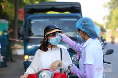 Hà Nội yêu cầu tuyệt đối không để người dân ra khỏi TP trong thời gian giãn cách