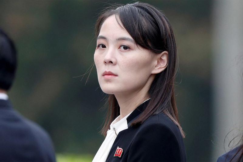 Em gái Kim Jong Un cảnh báo Hàn Quốc không tập trận với Mỹ