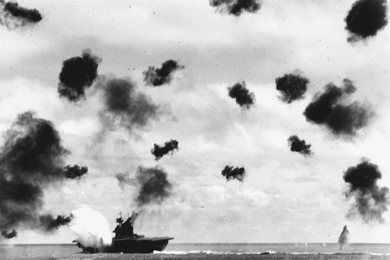 Nguyên nhân Nhật thất bại trong trận hải chiến sống còn ở Midway