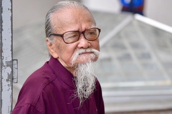 Phút cuối của nghệ sĩ Hữu Thành