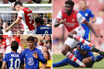 Chelsea đánh gục Arsenal ngay tại Emirates