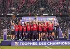 Vắng Mabppe, PSG hụt Siêu cúp Pháp vì siêu phẩm