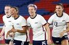 Trực tiếp bán kết bóng đá nữ Olympic: Mỹ vs Canada