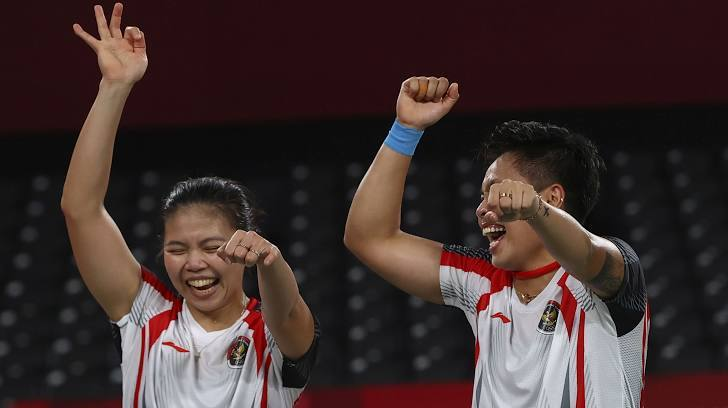 Indonesia giành HCV lịch sử tại Olympic Tokyo 2020