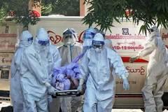 Tử thần Covid-19 quét qua, Myanmar hóa vùng dịch 'chết chóc'