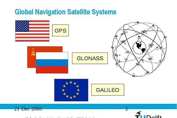 Hai đối thủ nặng ký đe dọa sự thống trị của hệ thống GPS Mỹ