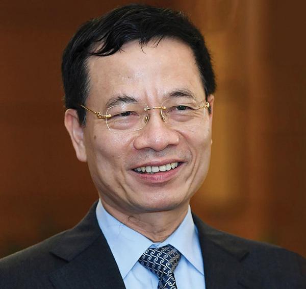 Vietnam telecommunications,minister nguyen manh hung