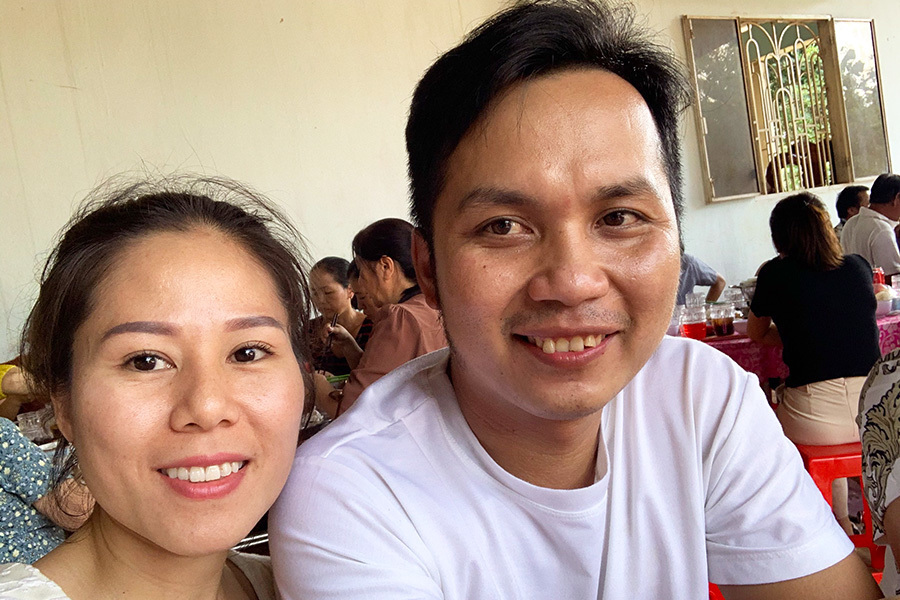 F0 couple in HCMC praise quarantine-zone rooms and doctors