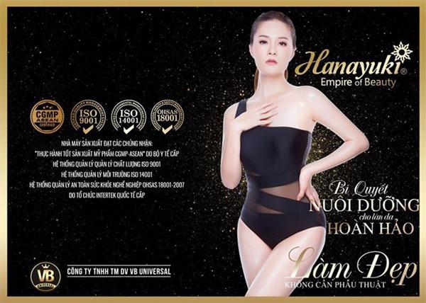 Mỹ phẩm Hanayuki nỗ lực chinh phục phái đẹp Việt