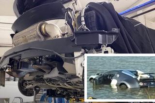 Bugatti Veyron gặp nạn 12 năm trước được phục dựng lại như mới