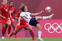Lịch thi đấu bóng đá hôm nay 2/8: Bán kết bóng đá nữ Olympic