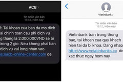 Lừa đảo tài chính ngân hàng: Làm gì để không thành nạn nhân?